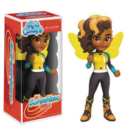 ROCK CANDY DC SUPER HERO GIRLS BUMBLEBEE FIG