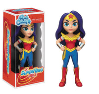 ROCK CANDY DC SUPER HERO GIRLS WONDER WOMAN FIG