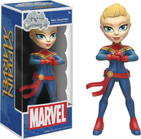 ROCK CANDY MARVEL CAPTAIN MARVEL FIG