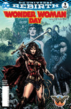 WONDER WOMAN DAY SPECIAL ED #1