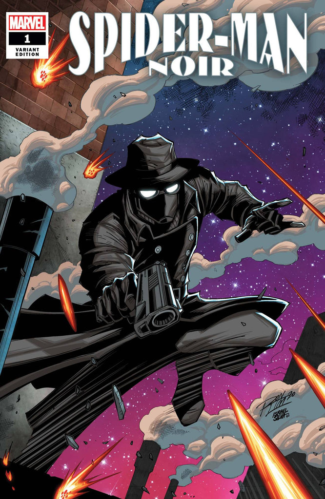 SPIDER-MAN NOIR #1 (OF 5) RON LIM VAR