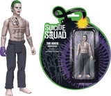 SUICIDE SQUAD SHIRTLESS JOKER ACTION FIGURE