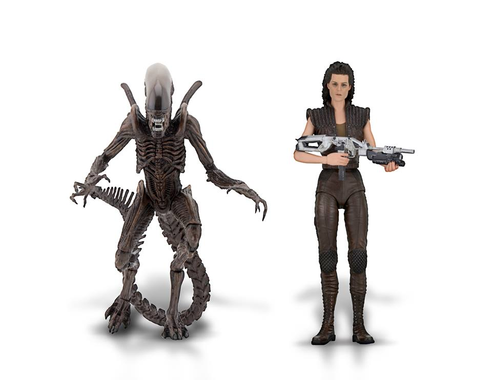 Aliens Series 14 Alien Resurrection Set (pre order)