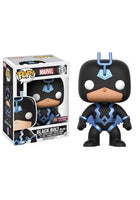 POP MARVEL BLACK BOLT PX BLUE VINYL FIGURE