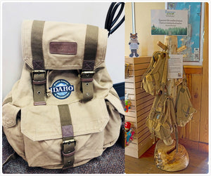 Gootium Backpack To Be Used For Junior Ranger Program