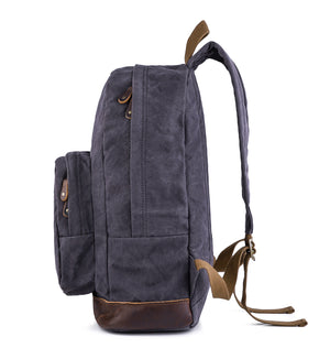 Gootium Canvas School Backpacks #60610