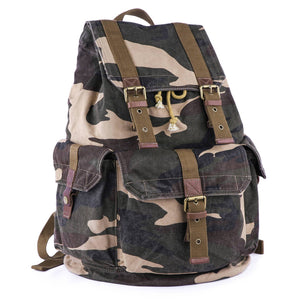 Gootium Canvas Backpack Rucksack #21101