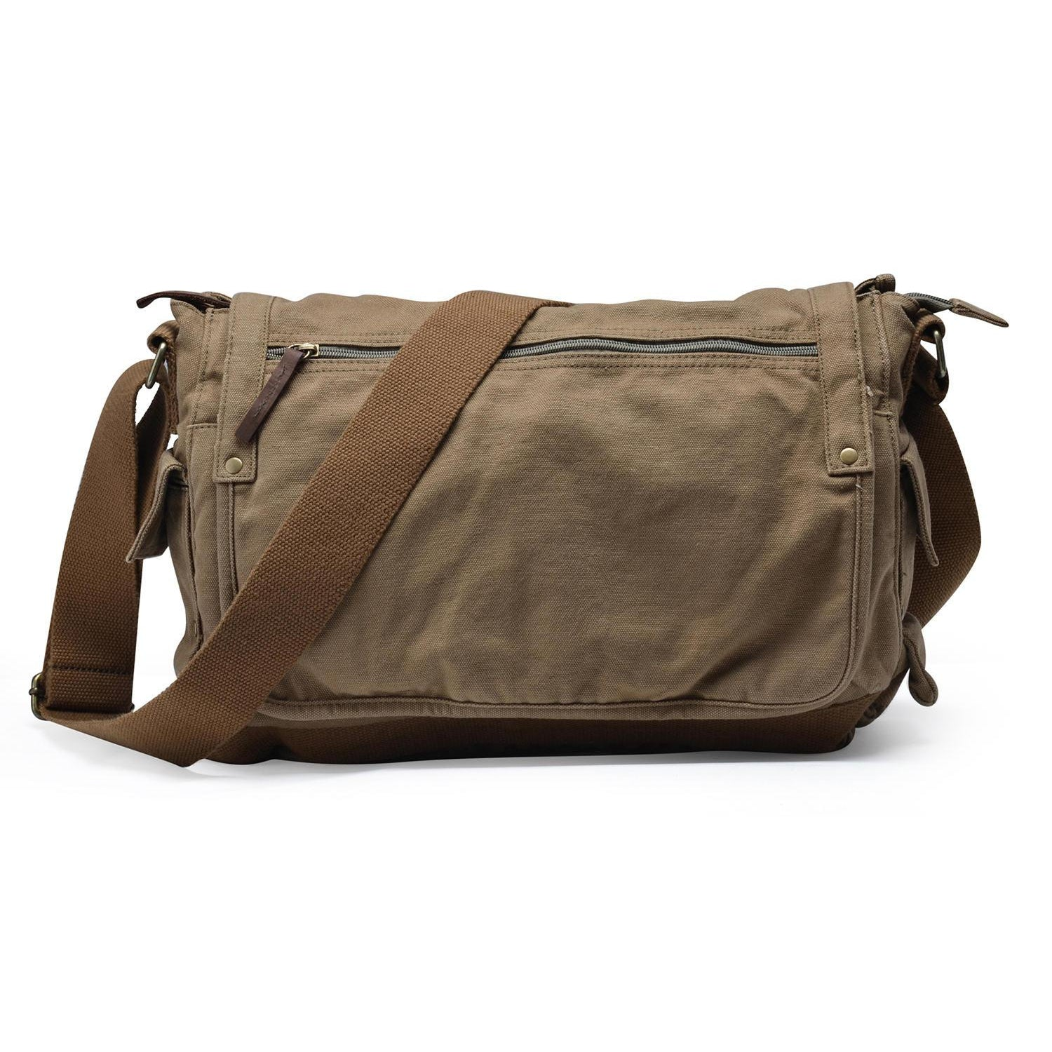 Canvas Messenger Bags  30622 - Gootium 1d378217f
