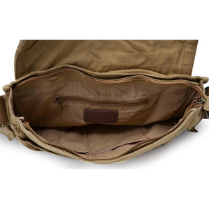 Gootium Canvas Messenger Bags #30622
