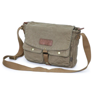 Gootium Canvas Messenger Bags #30624