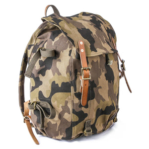 Gootium Canvas Military Rucksack #80806