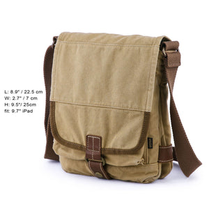 Gootium Canvas Crossbody Bag #21223