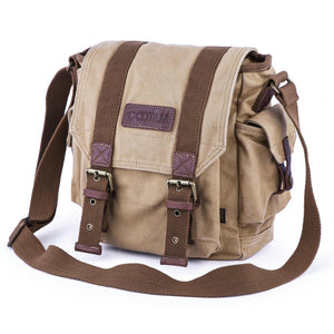 Gootium Canvas Satchel Bag #21217