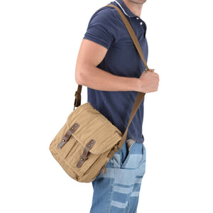Gootium Canvas Crossbody Satchel #30829