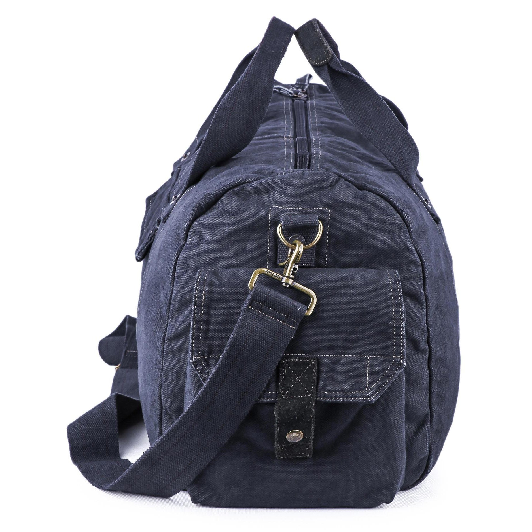10 Best Canvas Duffle Bag - Gootium a2ea56a43567c