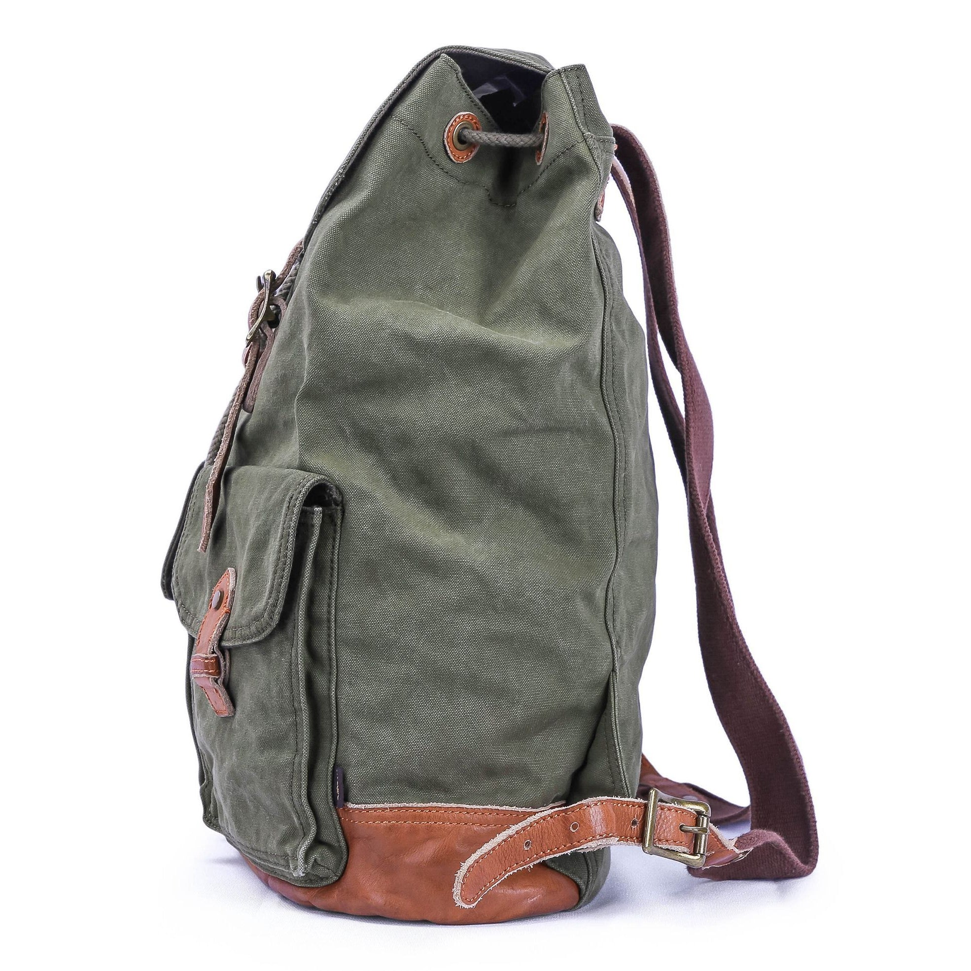 bcfd1fdf983c Backpack Canvas Vintage- Fenix Toulouse Handball