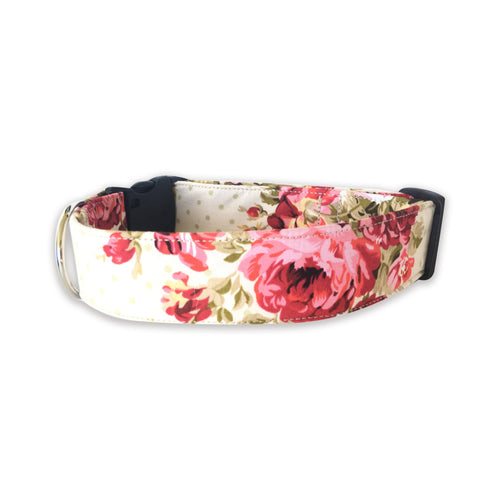 Shabby Chic Rose Collar