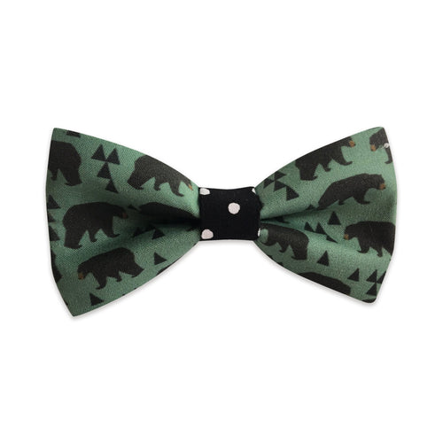 Forrest Bear Bow Tie