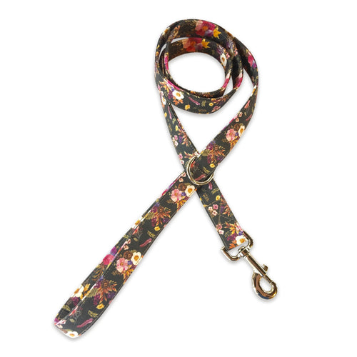 Fall Floral Leash
