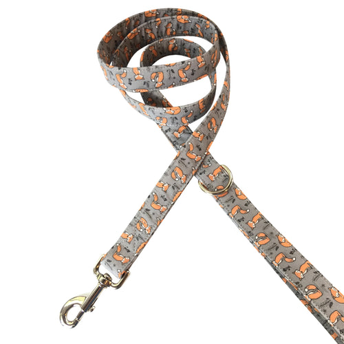 Gray Fox Leash