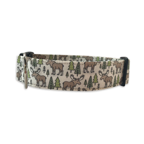 Moose Dog Collar