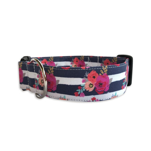 Floral Sailor Collar