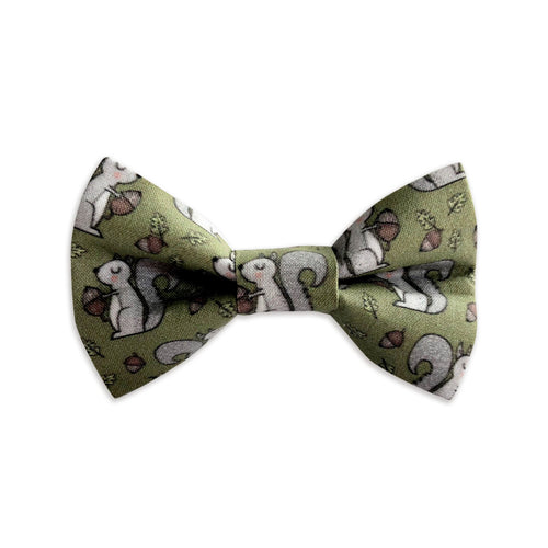 Squirrel Bow Tie