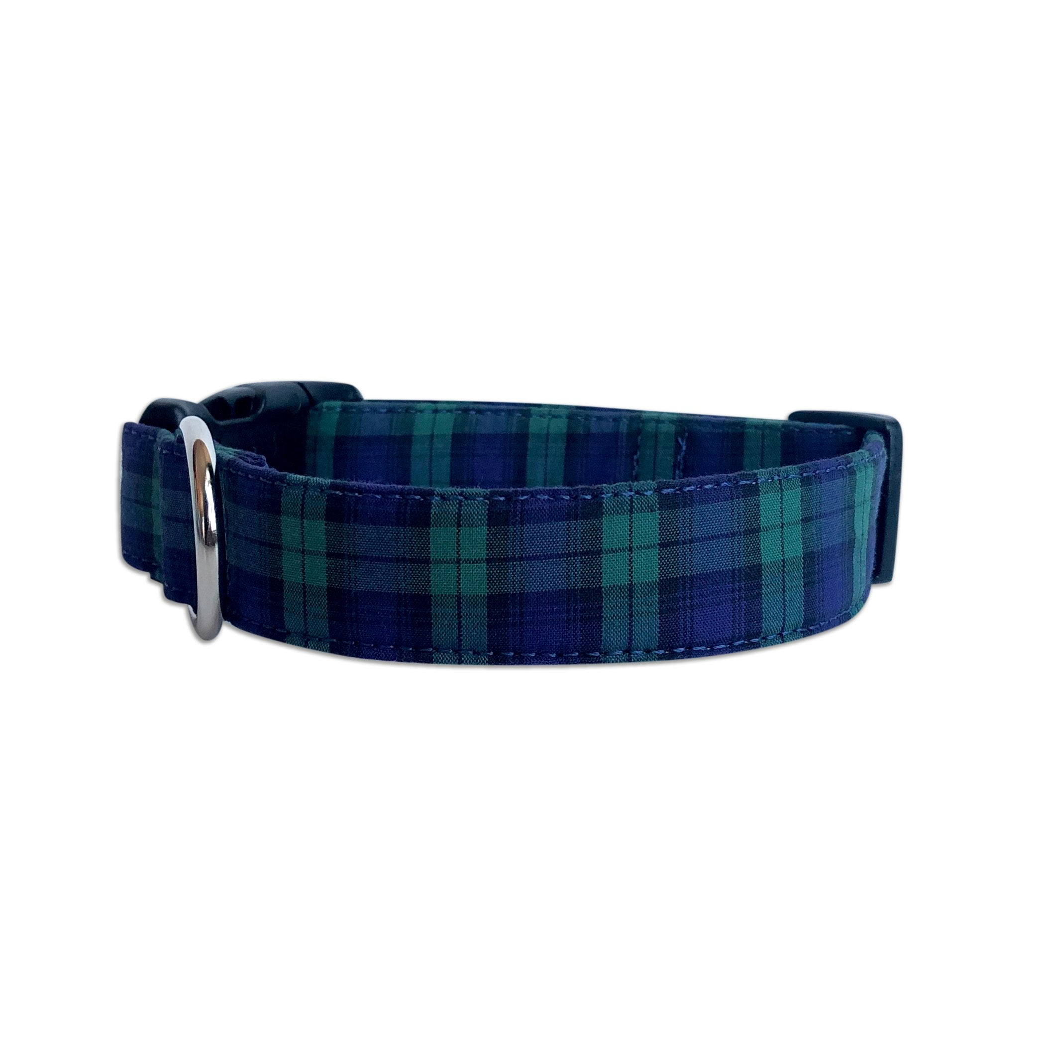 All the Plaid Collar