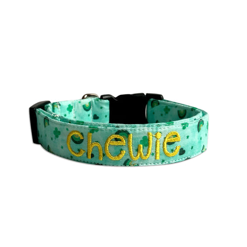 Lucky St. Patricks Collar