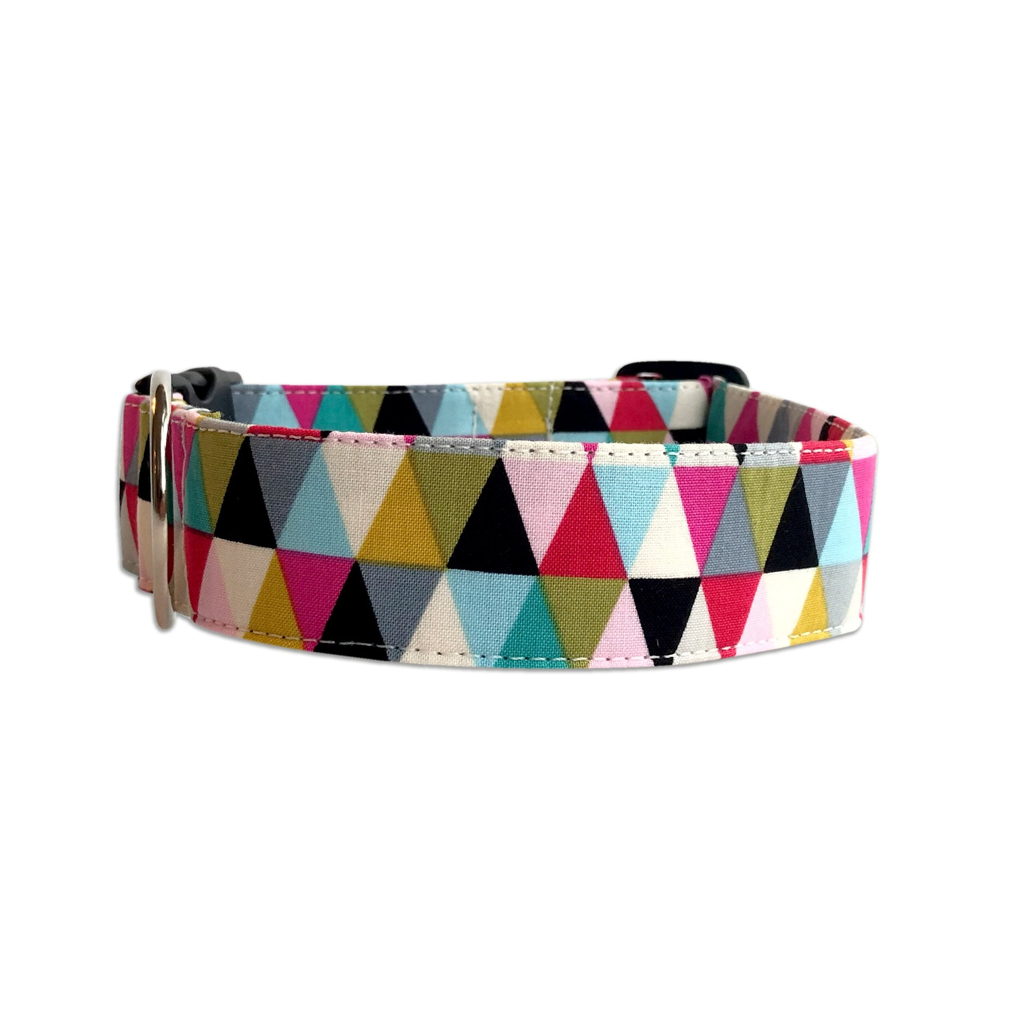 Geometic Dog Collar