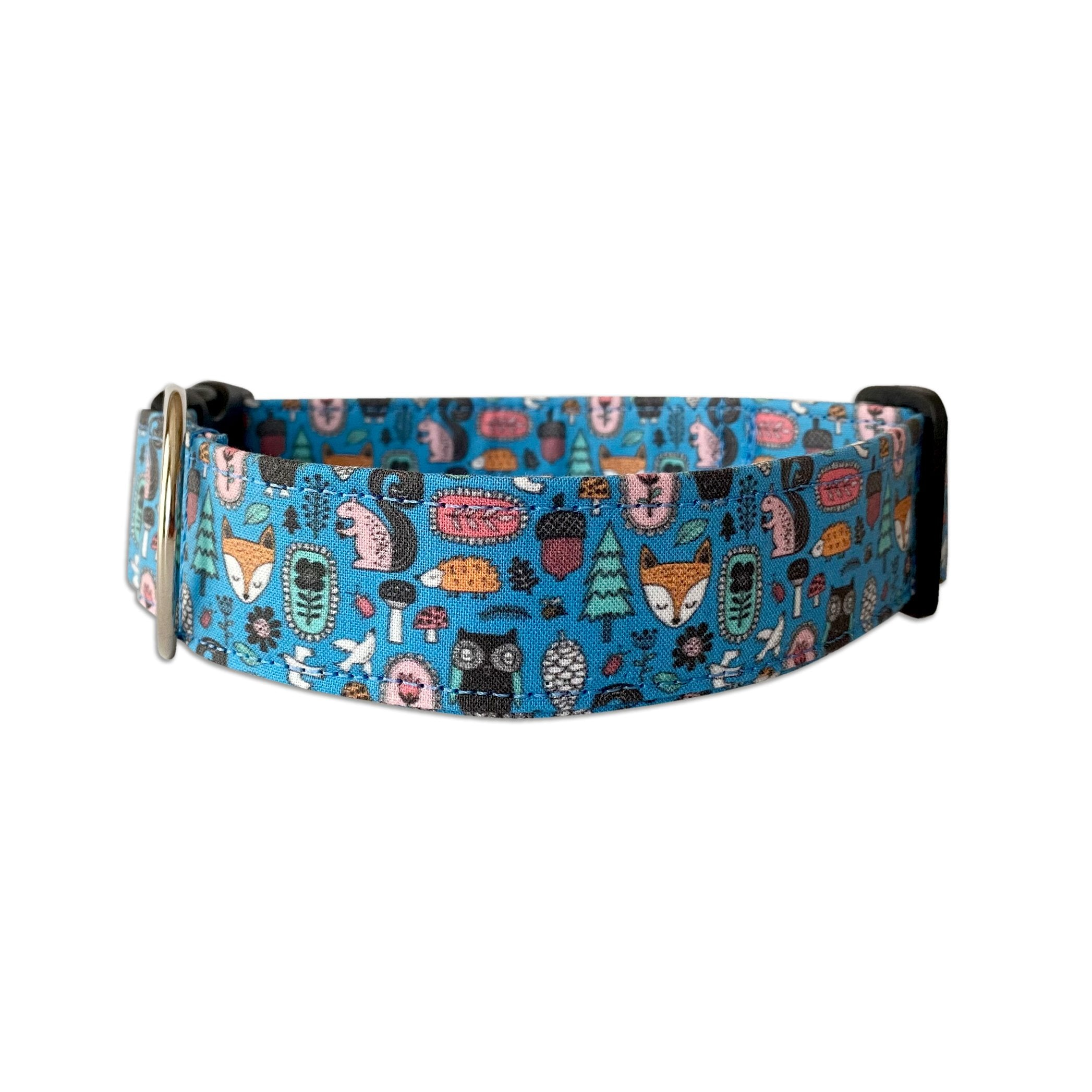 Fall Festival Dog Collar
