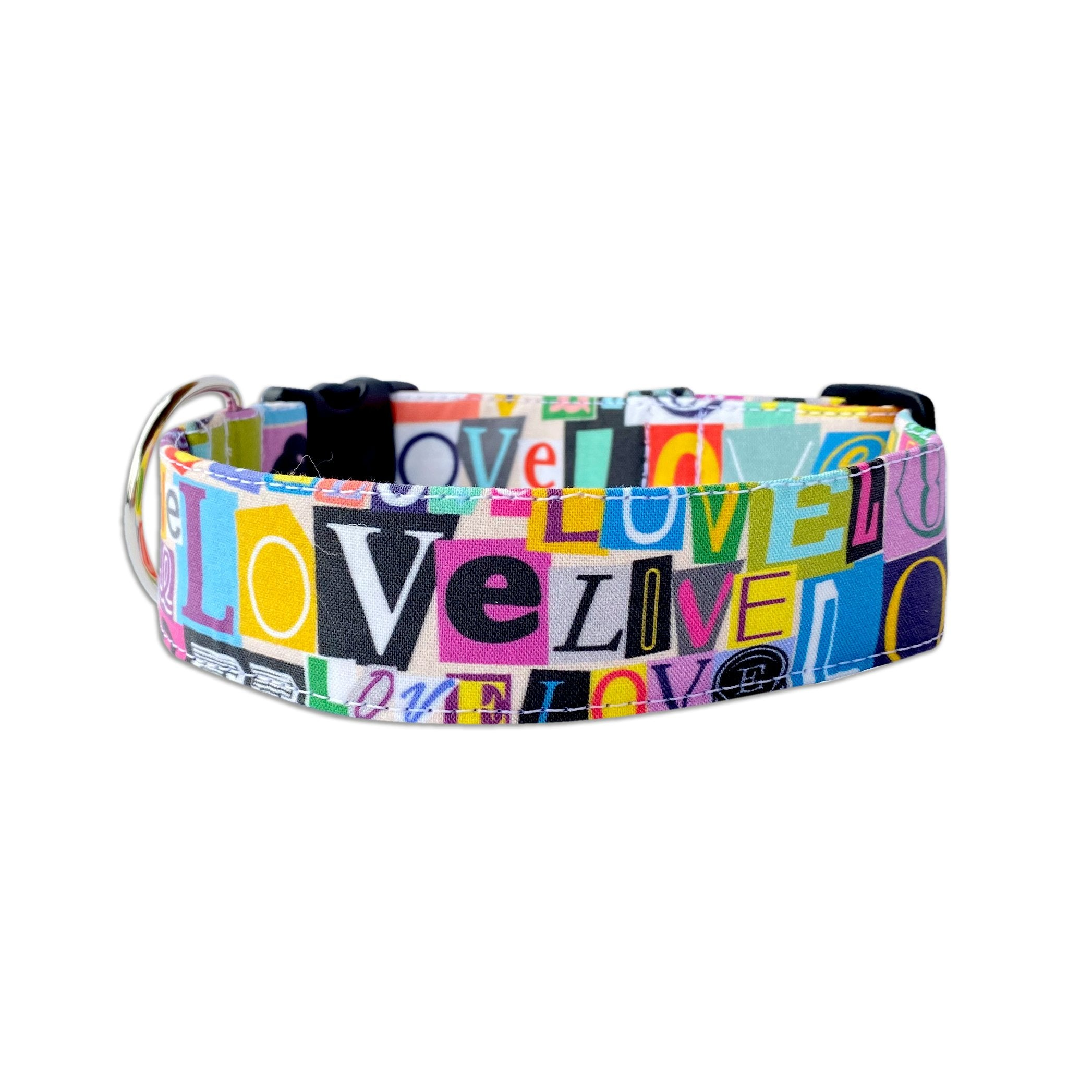 Crazy Love Dog Collar