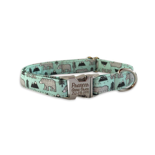 Mint Bear Mountain Collar