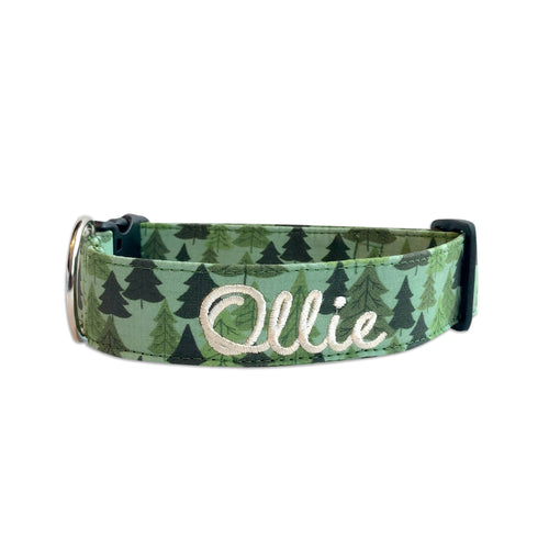 Christmas Tree Farm Collar