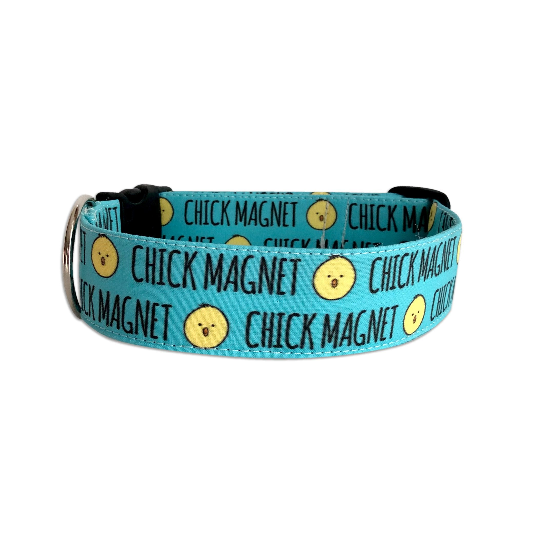 Chick Magnet Easter Personalized Collar