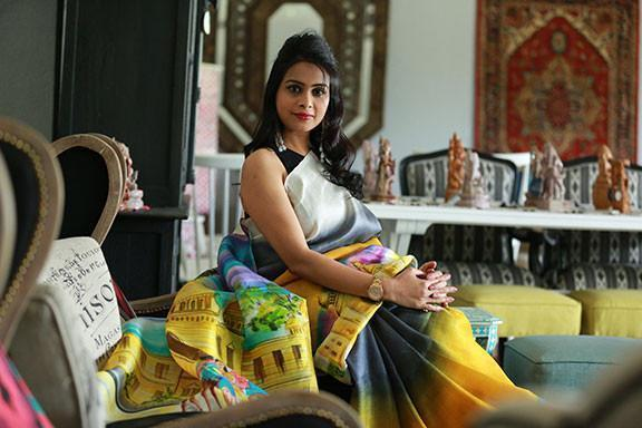 Designer Handloom Saree- A Must Have for Your Wardrobe