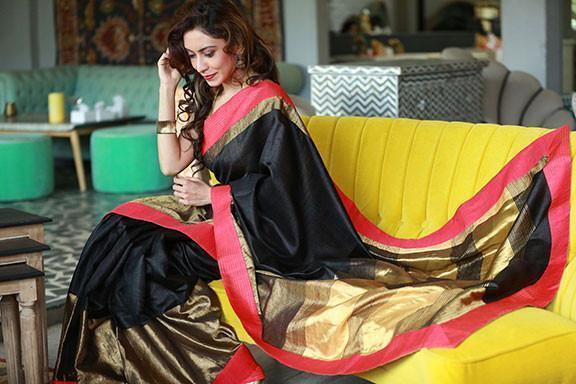 Saree – A Fashionista's Style Statement!