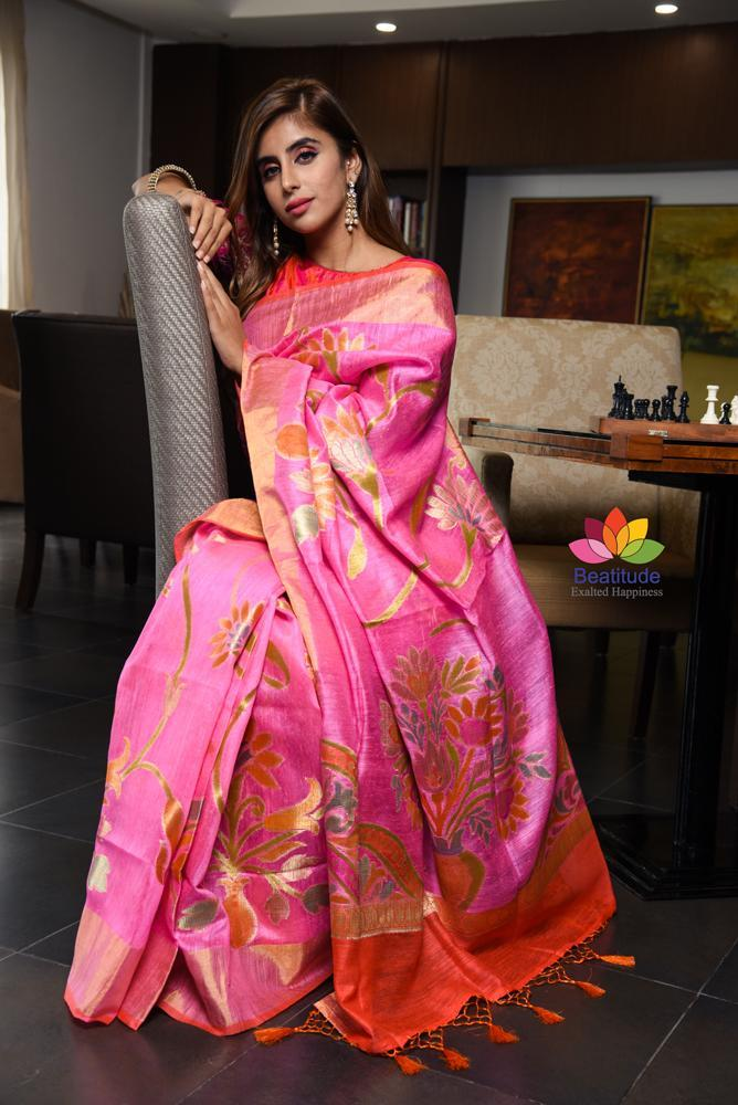 Why Banarasi Sarees Are Known As Women's Unmatched Beauty?