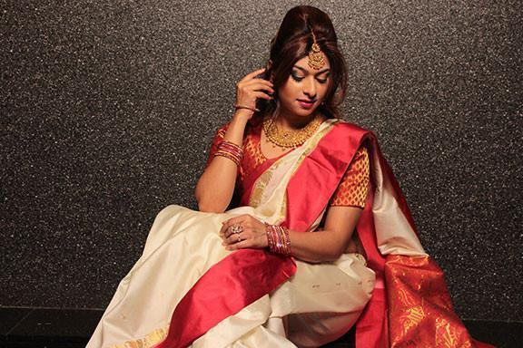 The Mystic World of Bengal Handloom Sarees