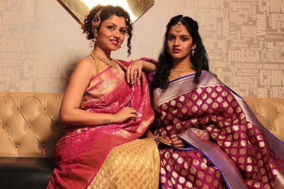 The Bridal Sarees