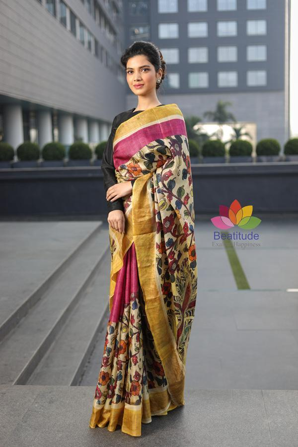 Know Why Premium Silk Sarees Are A Glory Of Indian Women