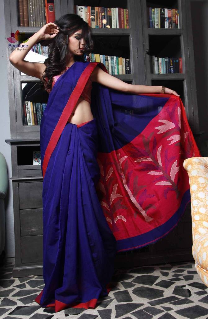 Buy Handloom Sarees – A Timeless Tradition Gracing Women since Ages