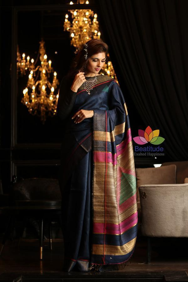 Premium Silk Sarees - A Beautiful Addition to the Rich Repertoire of Sarees
