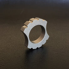 Titanium Self Defense Ring