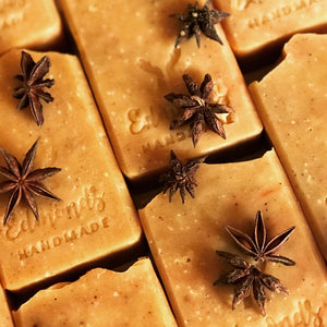 SPICED ORANGE SOAP, 5 oz bar