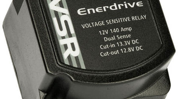 What is a VSR and can I use it to charge my battery?