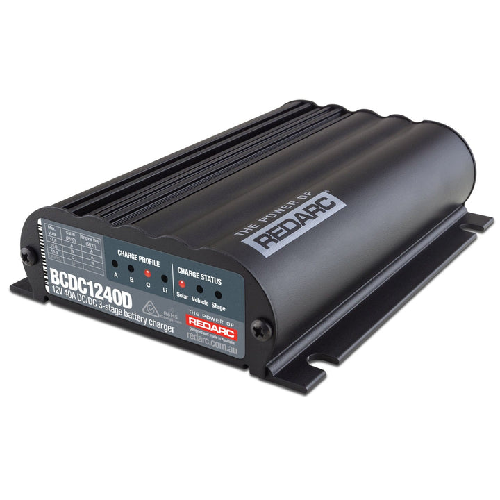 REDARC BCDC1240D Battery Charger