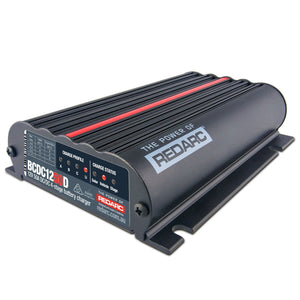 REDARC BCDC1250D Battery Charger