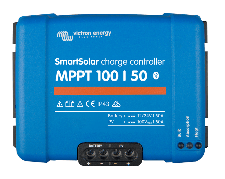 Victron Smart Solar MPPT Charge Controller 100/50