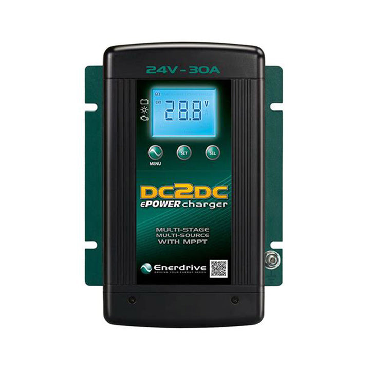 Enerdrive EN3DC30-24V DC2DC DC to DC Battery Charger